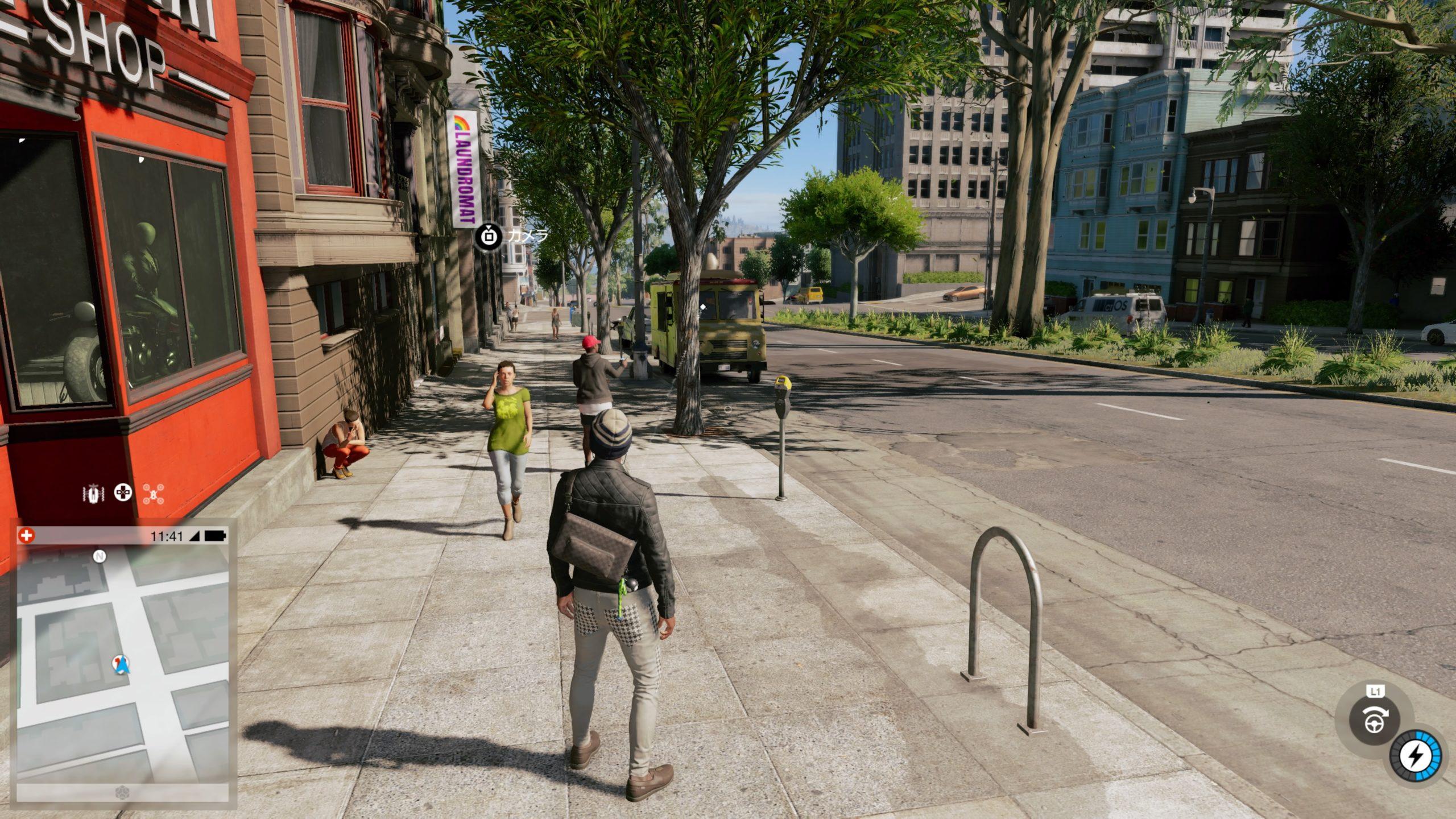 【ウォッチドッグス2】ハッキングで町を混乱させろ!【オープンワールドアクション】【レビュー】