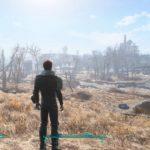 【Fallout4】荒廃した世界を探索する【オープンワールドRPG】【レビュー】